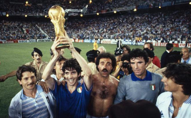 Người hùng World Cup 1982 của Italia qua đời