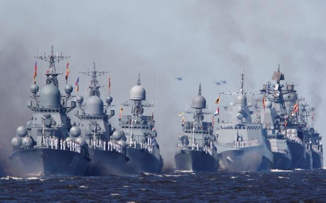 """TT Putin ra đòn cực hiểm, Hải quân Nga thực hiện mệnh lệnh """"luôn và ngay"""": Mỹ choáng váng"""