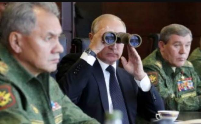 """TT Putin tung """"tuyệt chiêu"""" thống trị Biển Đen: Đừng kẻ nào đụng đến sân nhà của Nga!"""