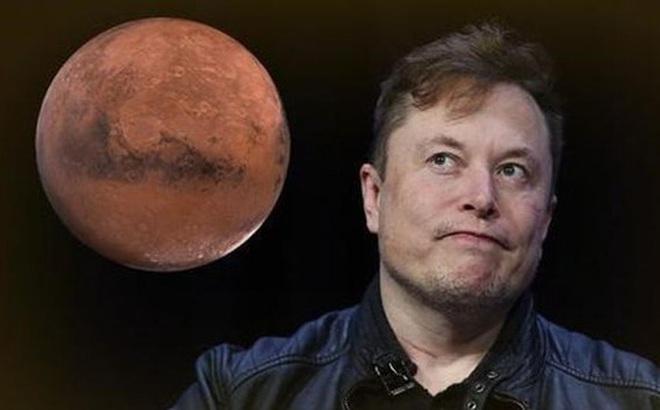 Elon Musk: 'Tôi sẽ vào vũ trụ sau 2-3 năm nữa và muốn được chôn trên sao Hỏa sau khi chết'