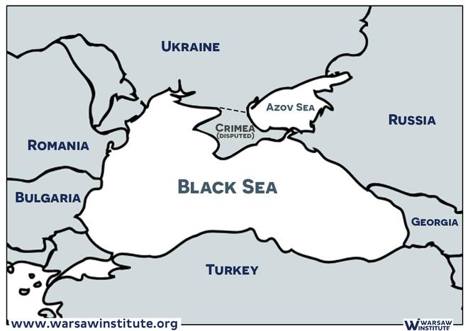 TT Putin tung tuyệt chiêu thống trị Biển Đen: Đừng kẻ nào đụng đến sân nhà của Nga! - Ảnh 3.