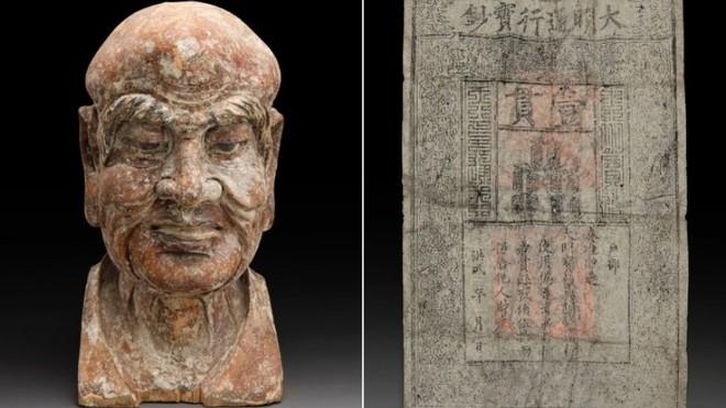 Giấu ngân phiếu trong tượng gỗ, 650 năm sau hậu thế mới tìm ra - Ảnh 1.