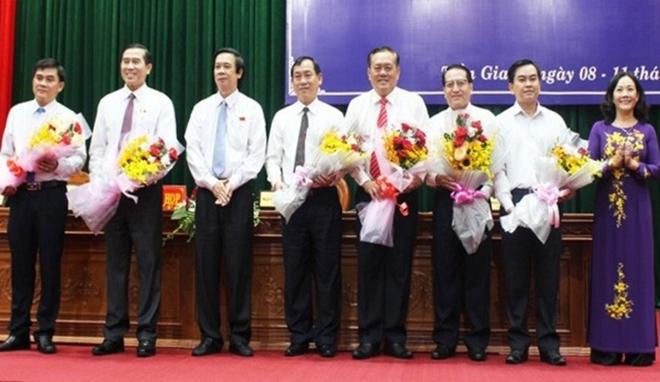 Ông Nguyễn Văn Vĩnh được bầu làm Chủ tịch UBND tỉnh Tiền Giang - Ảnh 1.