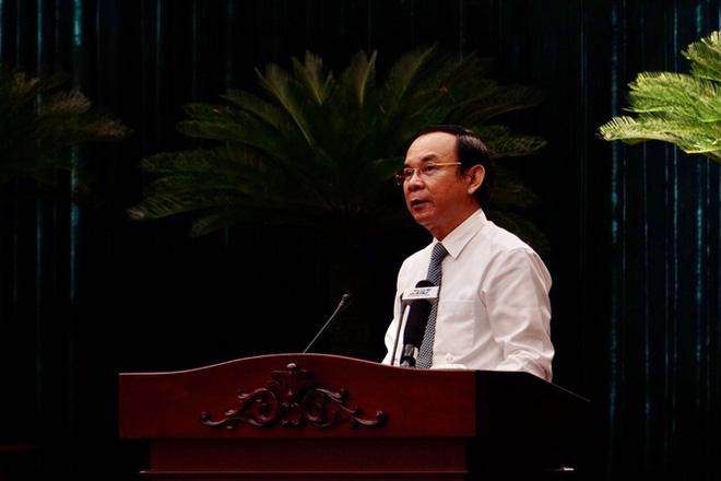 Ông Nguyễn Văn Nên giữ chức Bí thư Đảng ủy Quân sự TP HCM - Ảnh 1.