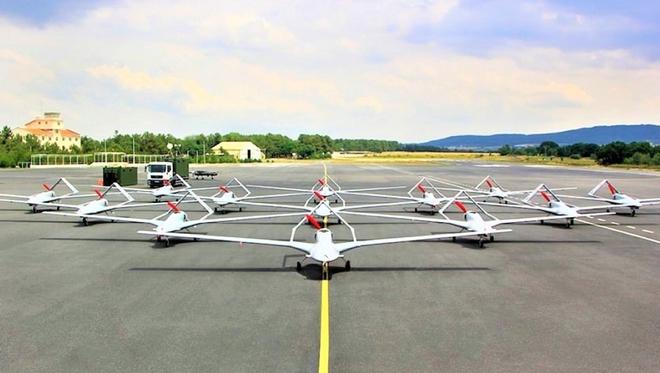 Bayraktar TB2 - UAV làm mưa làm gió trên chiến trường Nagorno-Karabakh - Ảnh 4.