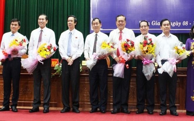 Ông Nguyễn Văn Vĩnh được bầu làm Chủ tịch UBND tỉnh Tiền Giang