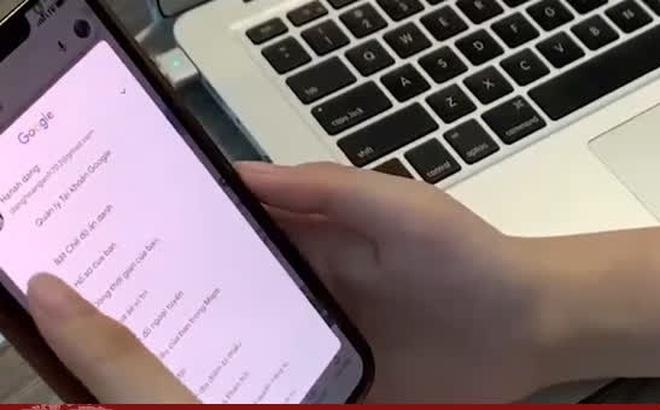 Bạn đã biết sử dụng điện thoại thông minh không để lại thông tin?