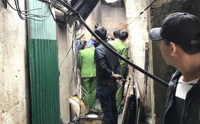 Chủ nhiệm Hợp tác xã chết cháy trong xưởng bóc gỗ keo