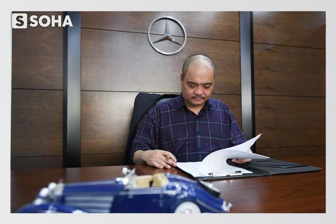 """Ông sếp công ty bán nhiều xe Mẹc nhất Việt Nam: """"Đại gia thực sự không ai cần một căn phòng dát vàng, bày châu báu"""" - Ảnh 5."""