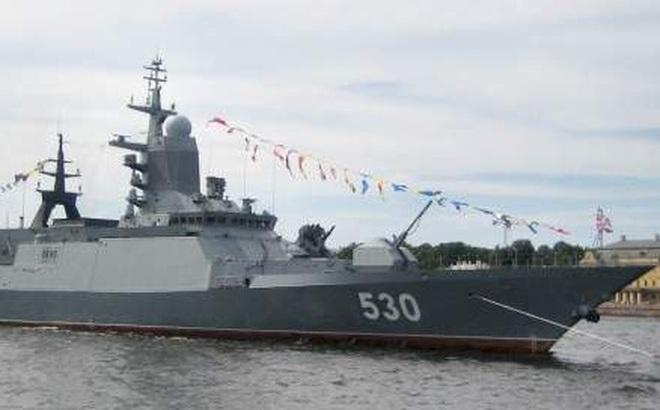 Tàu chiến nào được coi là tương lai của hải quân Nga?