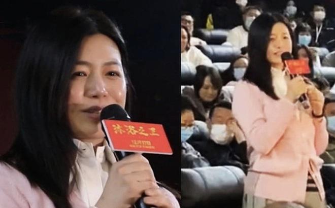 Lâu không lộ diện, Trần Nghiên Hy khiến Cnet ngỡ ngàng khi tăng cân và lộ vòng eo lớn làm rộ tin đồn bầu lần 2