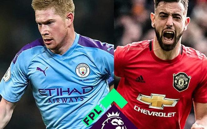 Trận Derby Manchester 183: Sự đổi vai đáng kinh ngạc giữa MU và Man City