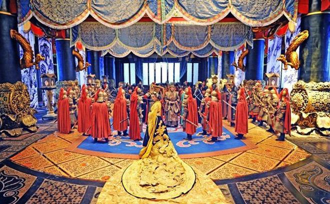 Tại sao Từ Hy thái hậu không xưng Vua mà chỉ buông rèm nhiếp chính?