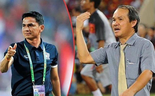 """Đằng sau câu """"hờn mát"""" của bầu Đức, là tham vọng dùng Kiatisuk nâng tầm bóng đá Việt Nam"""