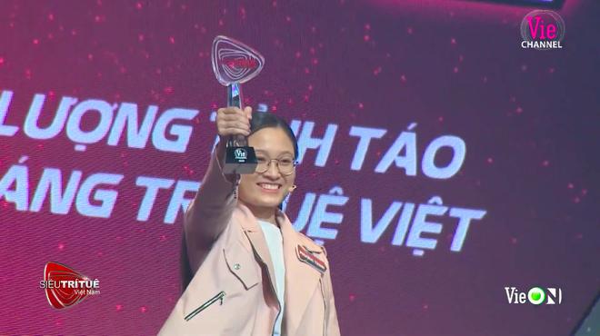 Siêu trí tuệ Việt Nam: Tài năng của cô gái khiến ban giám khảo lẫn khán giả vỡ oà vào giây phút cuối - Ảnh 8.
