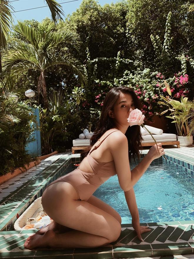 Nhan sắc quyến rũ của hot girl số 1 Sài Thành ở tuổi 30 - Ảnh 8.