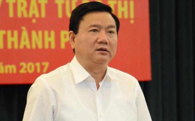 Di lý cựu Bộ trưởng Đinh La Thăng, Út 'trọc' vào TPHCM