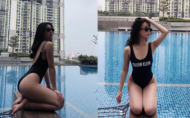 """Nhan sắc quyến rũ của """"hot girl số 1 Sài Thành"""" ở tuổi 30"""
