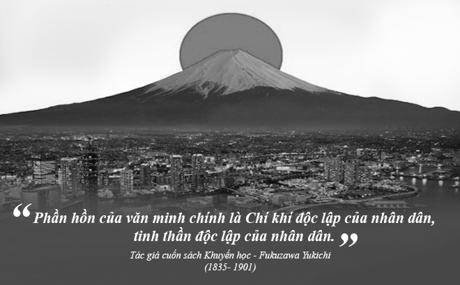 """Nhật Bản - Phẩm cách dân tộc với đức tin là """"con của Thần Mặt Trời"""""""