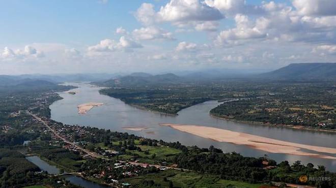 Mỹ tài trợ dự án theo dõi 11 đập của Trung Quốc trên sông Mekong: Cuộc đối đầu ngày càng gay gắt? - Ảnh 1.