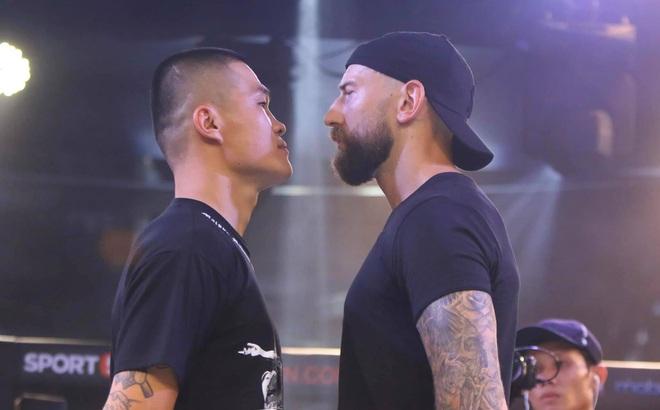 Nhận lời thách đấu, Trương Đình Hoàng sắp tỉ thí với võ sĩ người Việt gốc Anh