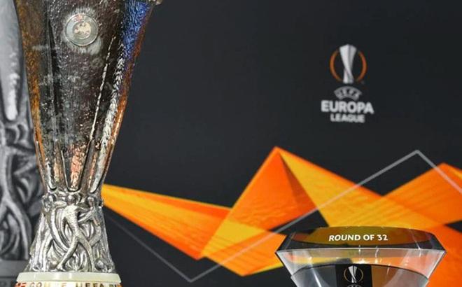 Bốc thăm vòng 1/16 UEFA Europa League (19h00 hôm nay, 14/12)