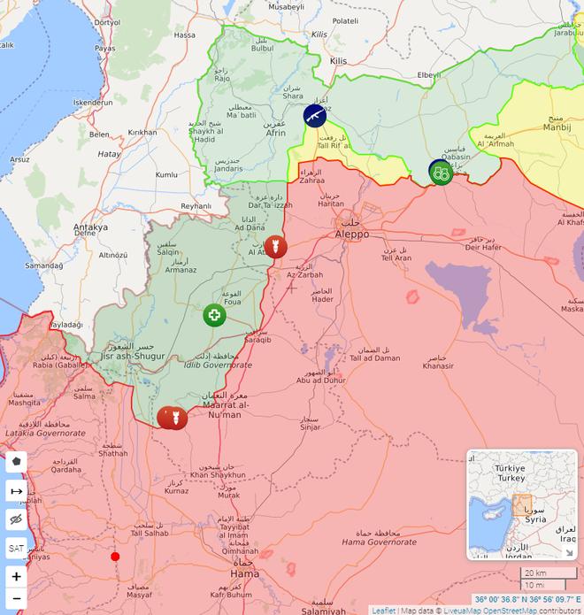 Biên giới căng thẳng, xe tăng Israel khai hỏa - Mỹ xuống tay không thương tiếc với đồng minh, bất ngờ phản ứng của Nga - Ảnh 1.