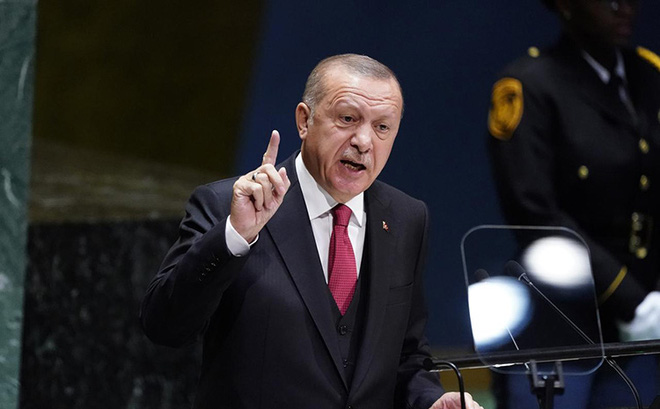 Lãnh đạo EU thể hiện lập trường cứng rắn với Thổ Nhĩ Kỳ
