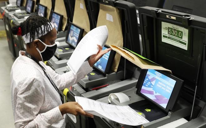 Kiểm tra các máy kiểm phiếu của 1 hạt ở bang Michigan, Mỹ: Phát hiện cực sốc - Tỉ lệ sai sót hơn 68%