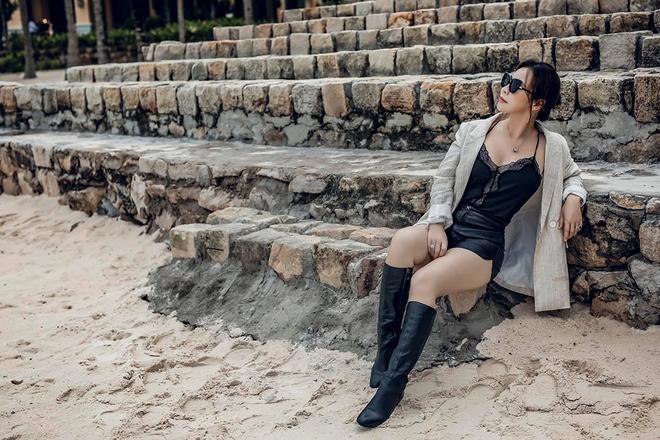 Hình ảnh đời thường của vợ diễn viên Quý Bình: Lúc sang chảnh khi lại giản dị bất ngờ - Ảnh 9.