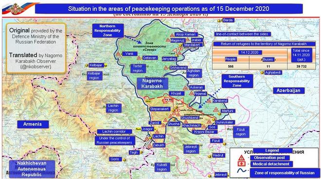 Hồi chuông tử thần đầu tiên của Thổ ở Karabakh: 5 năm tới sẽ là địa ngục cho quân Nga? - Ảnh 7.