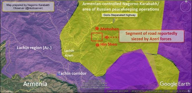 Hồi chuông tử thần đầu tiên của Thổ ở Karabakh: 5 năm tới sẽ là địa ngục cho quân Nga? - Ảnh 2.