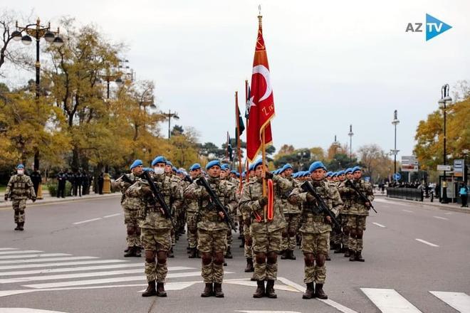 Hồi chuông tử thần đầu tiên của Thổ ở Karabakh: 5 năm tới sẽ là địa ngục cho quân Nga? - Ảnh 5.