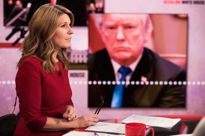 CNN, MSNBC sợ mất khán giả khi Trump rời khỏi nhà Trắng Photo-1-1608087257616941321837