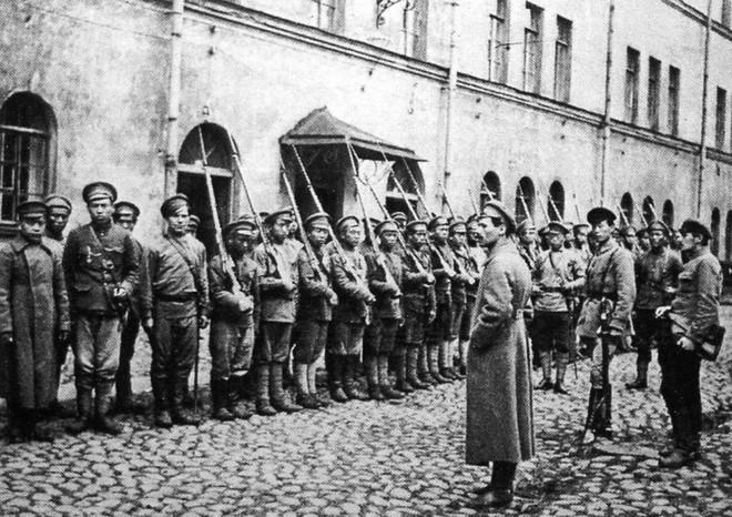 Bí mật về các chiến binh thép không cảm xúc trong Hồng quân Liên Xô - Ảnh 1.