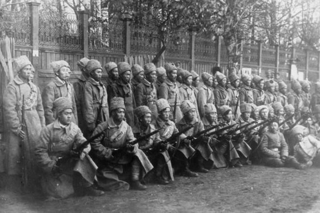Bí mật về các chiến binh thép không cảm xúc trong Hồng quân Liên Xô - Ảnh 2.