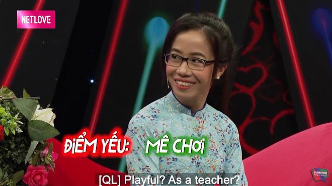 Bạn muốn hẹn hò: Cô giáo vừa lên sân khấu, học trò đã rủ nhau gây mưa gây gió trong phần bình luận - Ảnh 1.