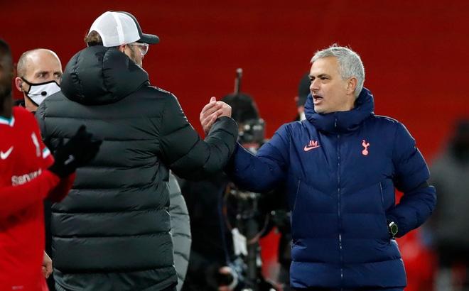 Tottenham thua cay đắng Liverpool phút 90, HLV Mourinho tuyên bố sốc