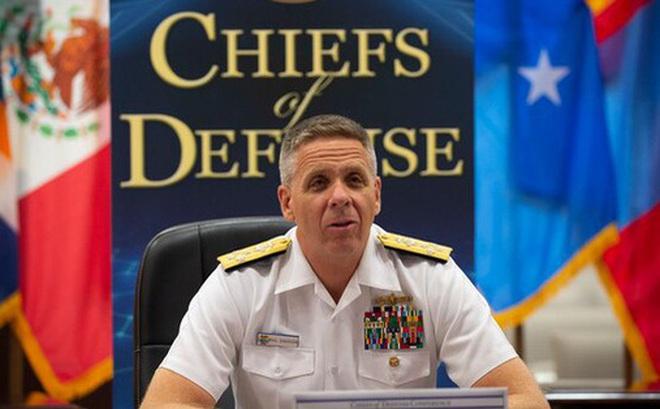 Đô đốc Mỹ nóng mặt vì Trung Quốc hủy họp không lý do