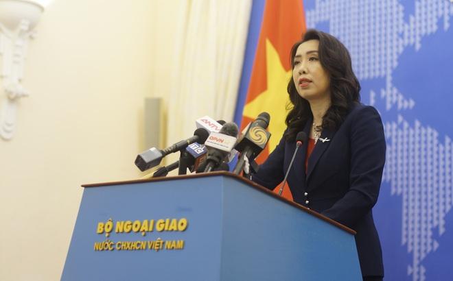 Việt Nam đang xác minh thông tin nồng độ phóng xạ cao bất thường ở Biển Đông