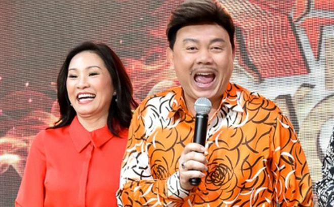 Hồng Đào buồn bã tiết lộ vai diễn đón năm mới dở dang của cố nghệ sĩ Chí Tài