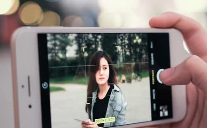 Mách bạn cách chụp ảnh bằng camera thường trên iPhone đẹp như ý