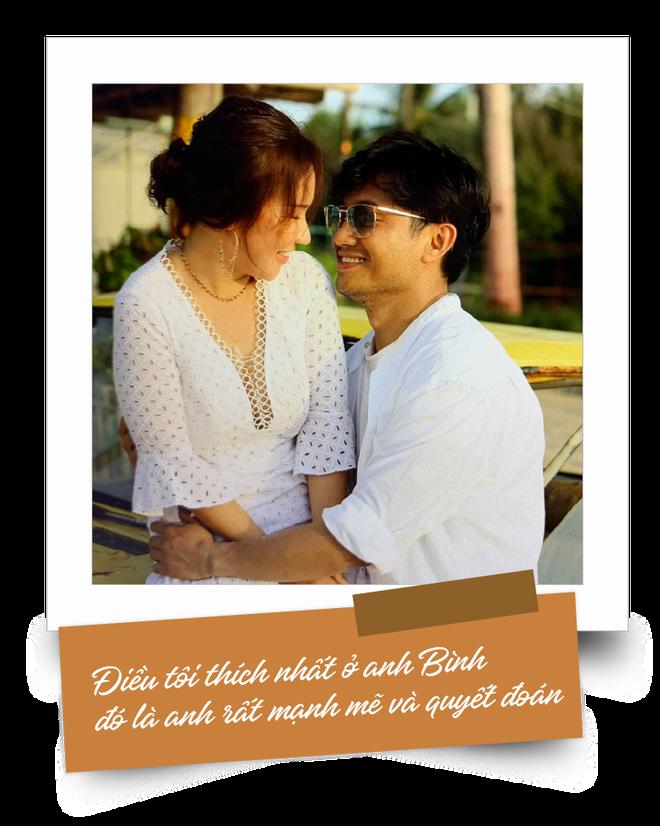 Vợ doanh nhân Quý Bình: Tôi sẽ rời đi khi nhận ra đối phương không còn yêu mình nữa - Ảnh 5.