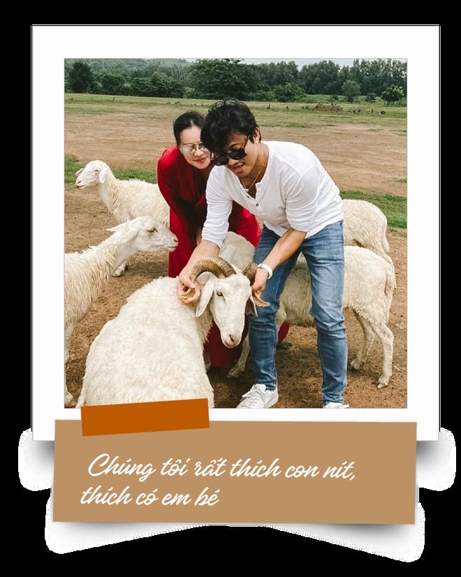 Vợ doanh nhân Quý Bình: Tôi sẽ rời đi khi nhận ra đối phương không còn yêu mình nữa - Ảnh 6.