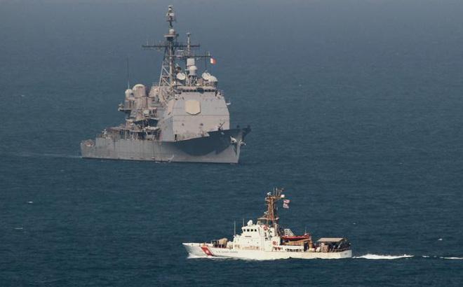 Mỹ sẽ dùng lực lượng tuần duyên đối đầu dân quân biển Trung Quốc?