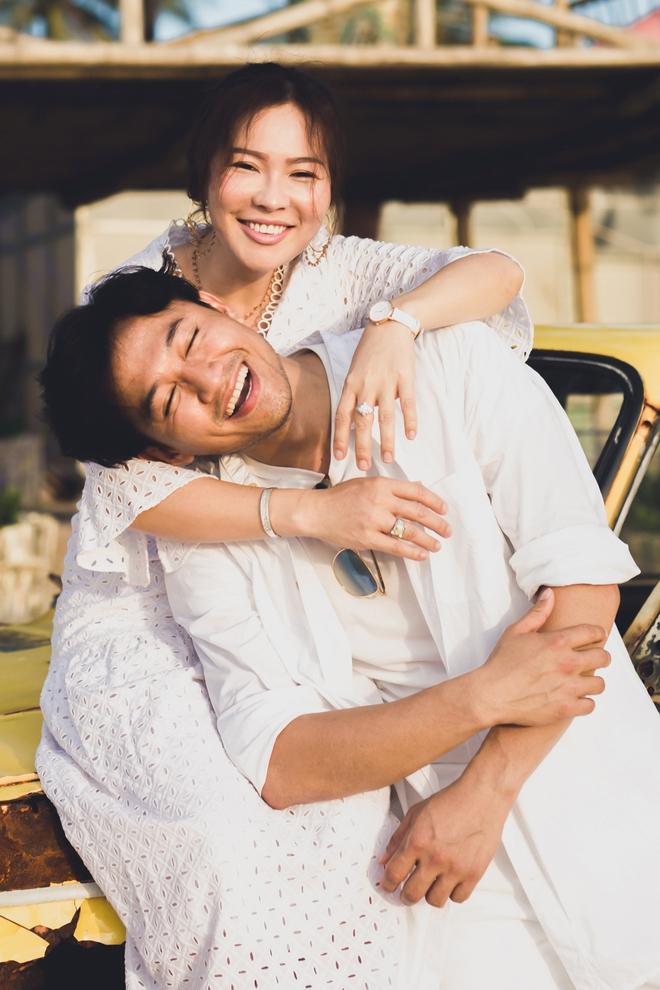 Quý Bình hứa với vợ đại gia: Anh sẽ bớt khó tính để đi bên cạnh em, giúp em được dễ thở hơn - Ảnh 1.