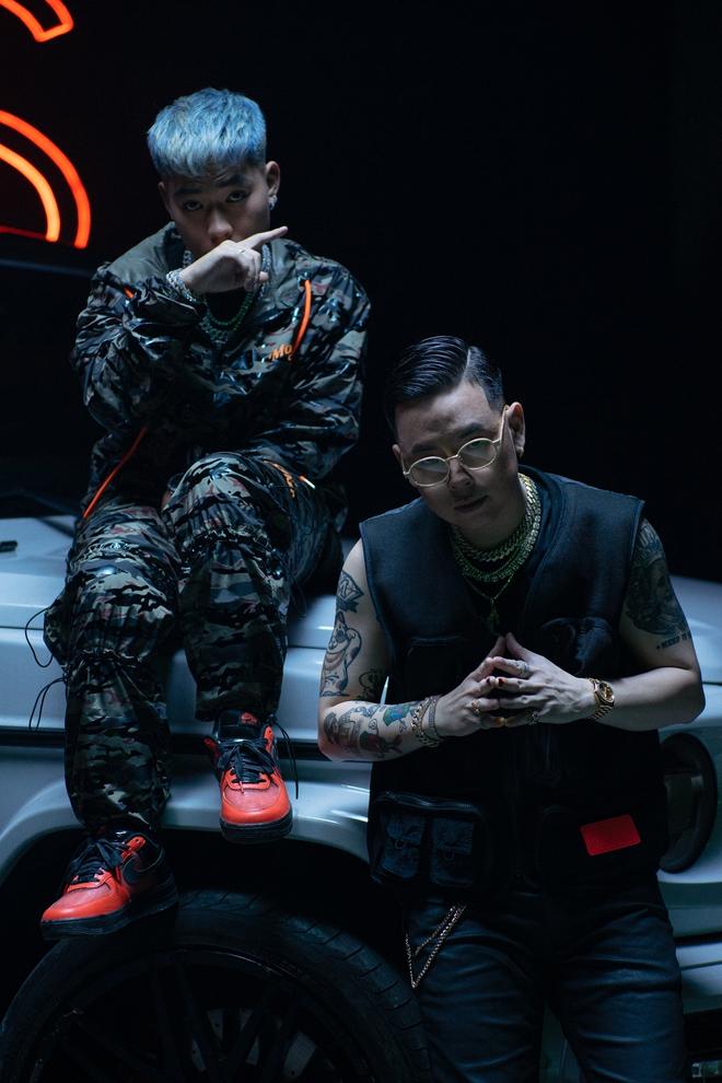 Rapper Andree: Chuyện tình yêu ảnh hưởng đến âm nhạc của tôi rất nhiều - Ảnh 5.
