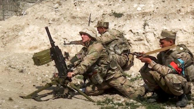Azerbaijan: Mất 12.000 quân để đổi lấy Nagorno-Karabakh - Cái giá có thể chấp nhận được! - Ảnh 1.