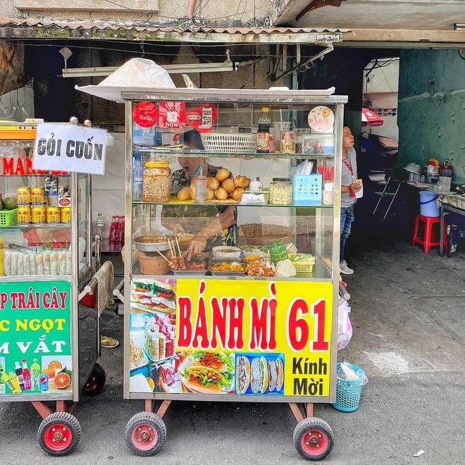 Điểm danh 4 xe bánh mì 'đỉnh của chóp' ở Sài Gòn, chỉ mới nghe thôi là muốn thưởng thức ngay - ảnh 5