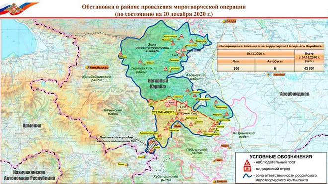 Đích thân TT Nga Putin lệnh cho FSB thực thi nhiệm vụ đặc biệt: Karabakh trong tầm ngắm! - Ảnh 3.